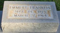Emmett Franklin Pickard
