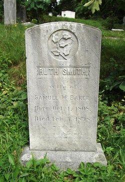 Ruth <i>Smith</i> Baker