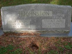 Florence <i>Parks</i> Johnston