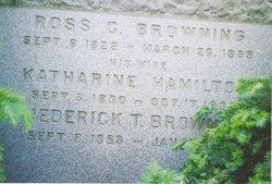 Katherine <i>Hamilton</i> Browning