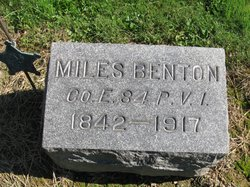 Miles Benton