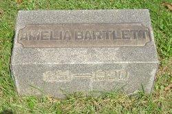 Amelia V <i>Crihfield</i> Bartlett