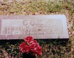 Mary Elizabeth <i>Fry</i> Cox
