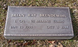 L CPL Brian Ray Brendemihl