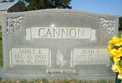 James E Cannon