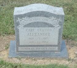 Carl Clifton Alexander