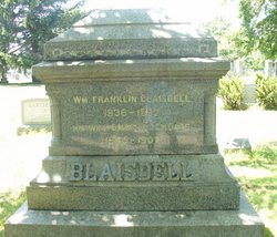 Emma E <i>Choate</i> Blaisdell
