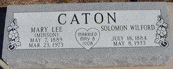 Solomon Wilford Caton