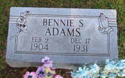 Bennie Scott Adams