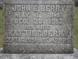Catherine Kattie <i>Webbe</i> Berry