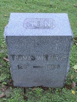 Thomas Winthrop Carrell