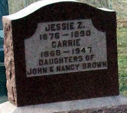 Jessie Z Brown