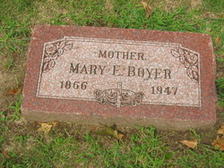Mary Emily <i>Fox</i> Boyer