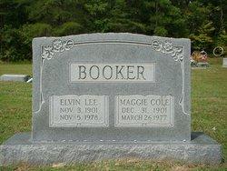 Maggie <i>Cole</i> Booker