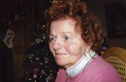 Margaret Mary Peg <i>White</i> Ridley
