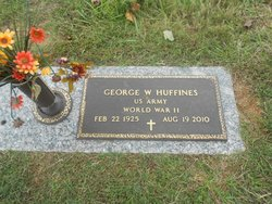 George W Huffines