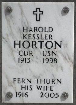 Harold Kessler Horton