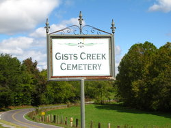 Gists Creek Cemetery
