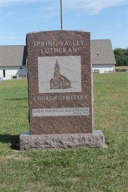 Spring Valley Lutheran Cemetery
