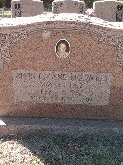 Alvin Eugene McCawley