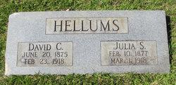 David Coleman Hellums