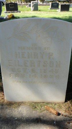 Henry P Ellertsen