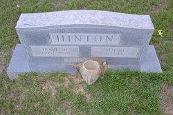 Travis D. Hinton