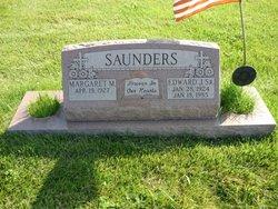 Edward j Saunders, Sr