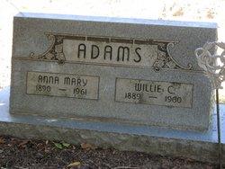 William Cox Willie Adams