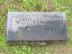 Carrie Lee <i>Hisle</i> Barrow