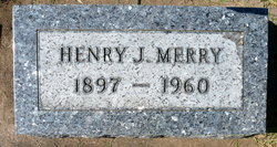 Henry James Merry