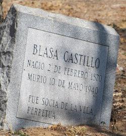 Blasa Castillo