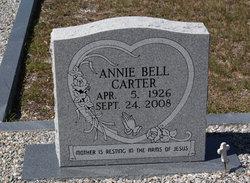 Annie Bell <i>Walsingham</i> Carter