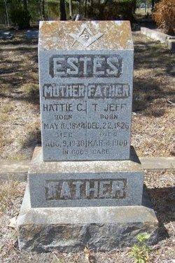 Thomas Jefferson Estes