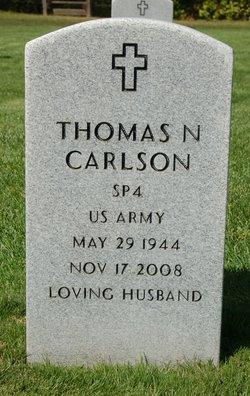 Thomas N Carlson