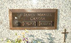 James Manuel Canosa