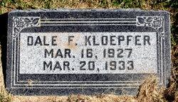 Dale F Kloepfer