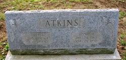 Jennie H <i>Roberts</i> Atkins