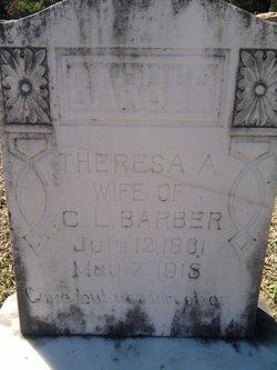 Theresa Ann <i>Shaw</i> Barber