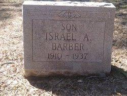 Israel Arthur Barber