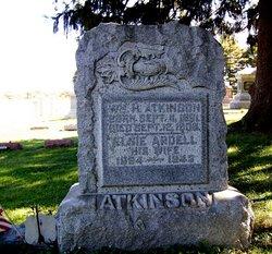 William H Atkinson