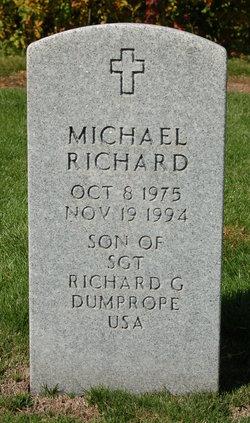 Michael R Dumprope