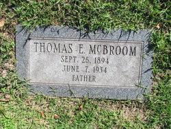 Thomas Eli McBroom