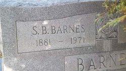 Sargent Blaine Barnes