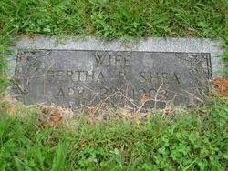 Bertha <i>Pratt</i> Shea