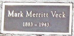 Mark Merritt Veck, Sr