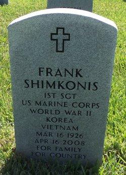 Frank Shimkonis