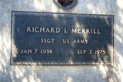 Richard Leon Merrell