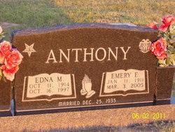 Edna M. Anthony