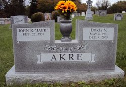 Doris Virginia <i>Painter</i> Akre